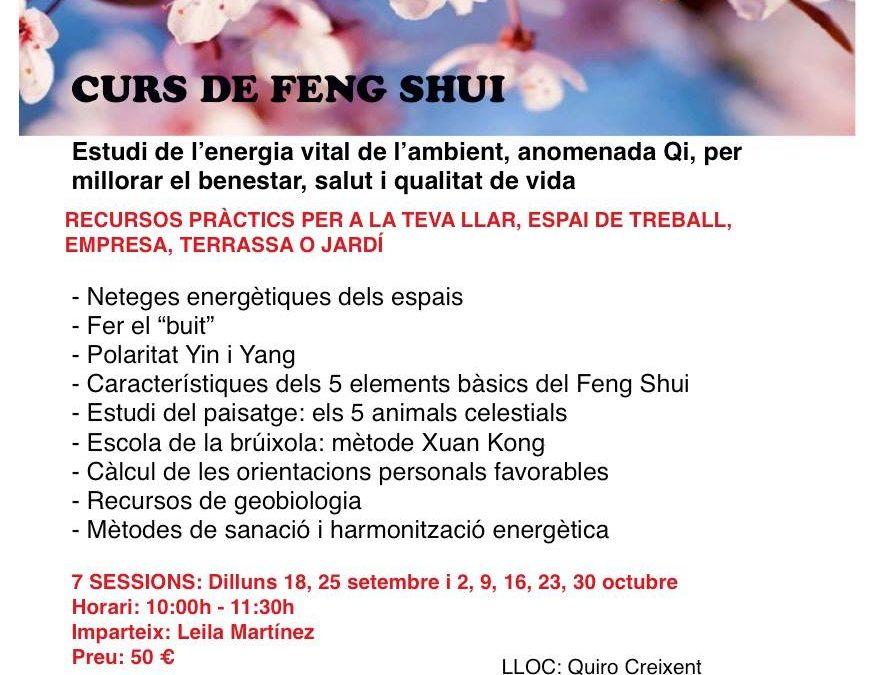 FENG SHUI A IGUALADA